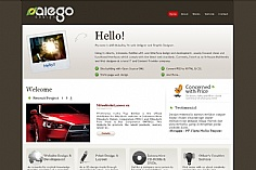 Alego Design (screenshot)
