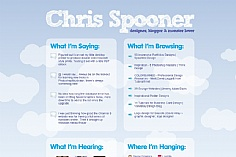 Chris Spooner (screenshot)