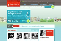 Drupalcon (screenshot)