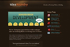 Idea Foundry (screenshot)