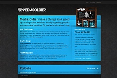Mediasoldier (screenshot)