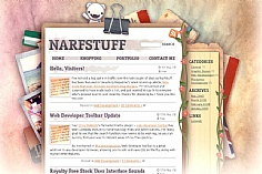 Narfstuff (screenshot)