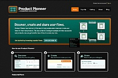 Product Planner (screenshot)