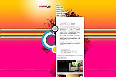 Sam-sys web design inspiration