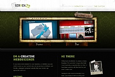 Scratch22 web design inspiration