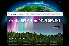 Studio7 Designs (screenshot)