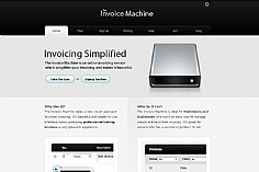 The Invoice Machine (screenshot)